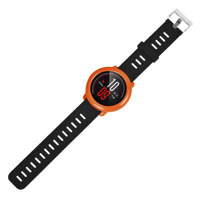 Double Color Strap Band and Colorful PC Shell CaseSmart Watch Accessories<br>Double Color Strap Band and Colorful PC Shell Case<br><br>Compatible with: Huami Amazfit<br>Package Contents: 1 x Watchband, 1 x Shell Case<br>Package size: 8.50 x 16.00 x 0.70 cm / 3.35 x 6.3 x 0.28 inches<br>Package weight: 0.0450 kg<br>Product size: 21.00 x 2.20 x 0.30 cm / 8.27 x 0.87 x 0.12 inches<br>Product weight: 0.0240 kg