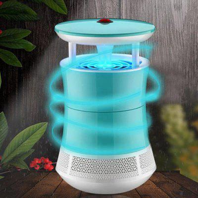 Indoor Electric Mosquito Killer Bug ZapperPest Control<br>Indoor Electric Mosquito Killer Bug Zapper<br><br>Available Color: Blue<br>Functions: Others<br>Material: ABS<br>Package Contents: 1 x Mosquito Repellent Lamp<br>Package size (L x W x H): 17.00 x 17.00 x 27.00 cm / 6.69 x 6.69 x 10.63 inches<br>Package weight: 0.6500 kg<br>Product size (L x W x H): 16.00 x 16.00 x 23.00 cm / 6.3 x 6.3 x 9.06 inches<br>Product weight: 0.6000 kg<br>Types: MosquitoRepellentLamp