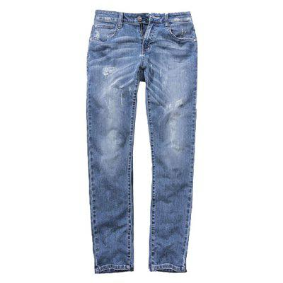 Xiaomi 90fen Trendy Casual Breathable Soft Jeans