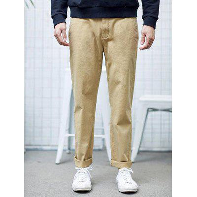 Xiaomi MITOWN Classic Casual PantsMens Pants<br>Xiaomi MITOWN Classic Casual Pants<br><br>Material: Cotton, Spandex<br>Occasion: Going Out, Daily Use, Club, Casual<br>Package Contents: 1 x Pair of Pants<br>Package size: 15.00 x 10.00 x 3.00 cm / 5.91 x 3.94 x 1.18 inches<br>Package weight: 0.3000 kg<br>Pattern: Solid Color<br>Product weight: 0.2500 kg