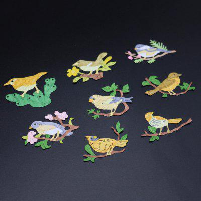 Bird Animal Style Metal Cutting Dies for Greeting Card Cover Photo Album infinite destiny in america photobook 50p memo note 100p 3 photo stickers release date 2013 10 18 korea kpop album