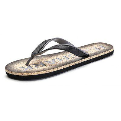 Stylish PVC Flip-flops Slippers for MenMens Slippers<br>Stylish PVC Flip-flops Slippers for Men<br><br>Contents: 1 x Pair of Shoes, 1 x Box<br>Function: Slip Resistant<br>Materials: PVC<br>Occasion: Beach, Casual, Holiday<br>Package Size ( L x W x H ): 27.00 x 16.00 x 5.00 cm / 10.63 x 6.3 x 1.97 inches<br>Package weight: 0.3600 kg<br>Product weight: 0.3500 kg<br>Seasons: Spring,Summer<br>Style: Fashion, Comfortable, Casual<br>Type: Slippers