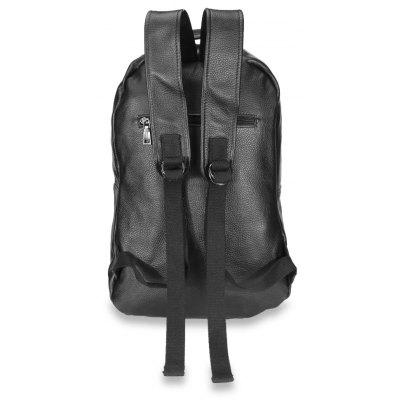 Microfiber Leather Leisure Backpack male classic microfiber leather backpack
