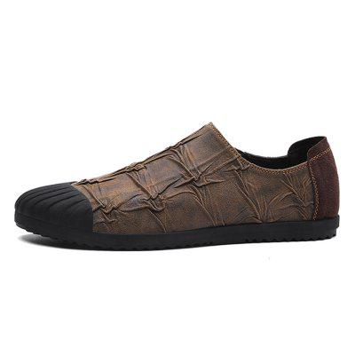 Men Trendy Soft Breathable Leather Casual Shoes the are comfortable casual men shoes casual leather socks shoes breathable sneaker fashion boots men casual shoes handmade