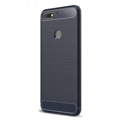 Naxtop Dustproof Phone Case for HUAWEI Y7 Prime 2018Cases &amp; Leather<br>Naxtop Dustproof Phone Case for HUAWEI Y7 Prime 2018<br><br>Brand: Naxtop<br>Features: Anti-knock, Dirt-resistant<br>Mainly Compatible with: HUAWEI<br>Material: TPU, Carbon Fiber<br>Package Contents: 1 x Phone Case<br>Package size (L x W x H): 17.00 x 10.00 x 2.00 cm / 6.69 x 3.94 x 0.79 inches<br>Package weight: 0.0400 kg<br>Product Size(L x W x H): 15.88 x 7.71 x 0.82 cm / 6.25 x 3.04 x 0.32 inches<br>Product weight: 0.0240 kg