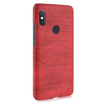 Luanke Wood Grain Phone Case for Xiaomi Redmi Note 5Cases &amp; Leather<br>Luanke Wood Grain Phone Case for Xiaomi Redmi Note 5<br><br>Brand: Luanke<br>Features: Anti-knock, Back Cover, Dirt-resistant<br>Mainly Compatible with: Xiaomi<br>Material: PU Leather, PC<br>Package Contents: 1 x Phone Case<br>Package size (L x W x H): 21.00 x 12.00 x 2.40 cm / 8.27 x 4.72 x 0.94 inches<br>Package weight: 0.0300 kg<br>Product Size(L x W x H): 15.90 x 7.90 x 0.90 cm / 6.26 x 3.11 x 0.35 inches<br>Product weight: 0.0160 kg