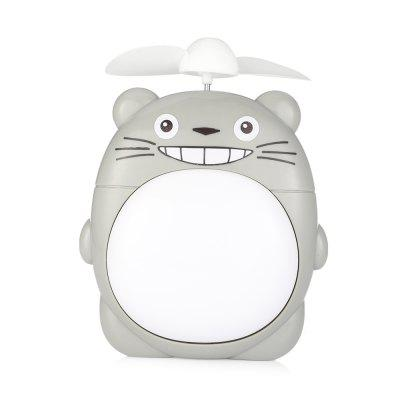 Portable Mini Cute USB Charging FanUSB Accessories<br>Portable Mini Cute USB Charging Fan<br><br>Material: Plastic<br>Package Contents: 1 x Fan, 1 x USB Cable, 1 x Belt<br>Package size (L x W x H): 11.00 x 6.00 x 13.00 cm / 4.33 x 2.36 x 5.12 inches<br>Package weight: 0.2000 kg<br>Product size (L x W x H): 8.30 x 3.50 x 11.00 cm / 3.27 x 1.38 x 4.33 inches<br>Product weight: 0.1800 kg