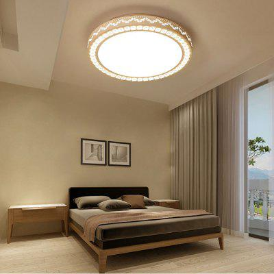 6257 Round Shape LED Ceiling lightFlush Ceiling Lights<br>6257 Round Shape LED Ceiling light<br><br>Features: Eye Protection<br>Package Contents: 1 x Ceiling Lamp<br>Package size (L x W x H): 79.00 x 79.00 x 21.00 cm / 31.1 x 31.1 x 8.27 inches<br>Package weight: 6.3000 kg<br>Product size (L x W x H): 65.00 x 65.00 x 10.00 cm / 25.59 x 25.59 x 3.94 inches<br>Product weight: 5.8000 kg<br>Shade Material: Acrylic<br>Style: Chic &amp; Modern, LED<br>Suggested Room Size: 15 - 20?<br>Suggested Space Fit: Bathroom,Bedroom,Dining Room,Game Room,Hallway,Living Room,Pathway<br>Type: Ceiling Light