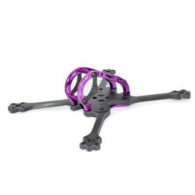 ALFA - X5 Long X Structure Frame KitRacing Frame<br>ALFA - X5 Long X Structure Frame Kit<br><br>Package Contents: 1 x Frame Kit<br>Package size (L x W x H): 14.00 x 7.50 x 3.50 cm / 5.51 x 2.95 x 1.38 inches<br>Package weight: 0.1730 kg<br>Product size (L x W x H): 20.50 x 17.00 x 6.00 cm / 8.07 x 6.69 x 2.36 inches<br>Product weight: 0.1180 kg<br>Type: Frame Kit