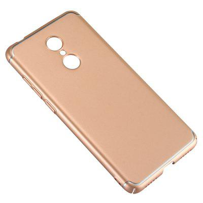Luanke Scratch-resistant Phone Case for Xiaomi Redmi 5 PlusCases &amp; Leather<br>Luanke Scratch-resistant Phone Case for Xiaomi Redmi 5 Plus<br><br>Brand: Luanke<br>Features: Anti-knock, Back Cover, Dirt-resistant<br>Material: PC<br>Package Contents: 1 x Case<br>Package size (L x W x H): 21.00 x 12.00 x 2.00 cm / 8.27 x 4.72 x 0.79 inches<br>Package weight: 0.0300 kg<br>Product Size(L x W x H): 16.00 x 8.00 x 1.00 cm / 6.3 x 3.15 x 0.39 inches<br>Product weight: 0.0190 kg<br>Style: Modern