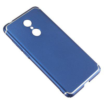 Luanke Scratch-resistant Phone Case for Xiaomi Redmi 5Cases &amp; Leather<br>Luanke Scratch-resistant Phone Case for Xiaomi Redmi 5<br><br>Brand: Luanke<br>Features: Anti-knock, Back Cover, Dirt-resistant<br>Material: PC<br>Package Contents: 1 x Case<br>Package size (L x W x H): 21.00 x 12.00 x 2.00 cm / 8.27 x 4.72 x 0.79 inches<br>Package weight: 0.0300 kg<br>Product Size(L x W x H): 15.30 x 7.50 x 0.80 cm / 6.02 x 2.95 x 0.31 inches<br>Product weight: 0.0190 kg<br>Style: Modern