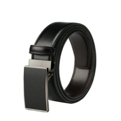 Xiaomi Male Reversible Business Handcrafted Leather Belt