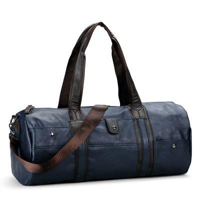 Water Resistant Casual Men Travel BagLuggage &amp; Travel Bags<br>Water Resistant Casual Men Travel Bag<br><br>Closure Type: Zipper<br>Drawbars: No<br>Gender: For Men<br>Main Material: PU, Polyester<br>Occasion: Versatile<br>Package Content: 1 x Bag<br>Package size (L x W x H): 51.00 x 5.00 x 22.00 cm / 20.08 x 1.97 x 8.66 inches<br>Package weight: 0.7700 kg<br>Pattern Type: Others<br>Product size (L x W x H): 51.00 x 12.00 x 22.00 cm / 20.08 x 4.72 x 8.66 inches<br>Product weight: 0.7600 kg<br>Style: Fashion<br>Travel Bag: Travel Totes