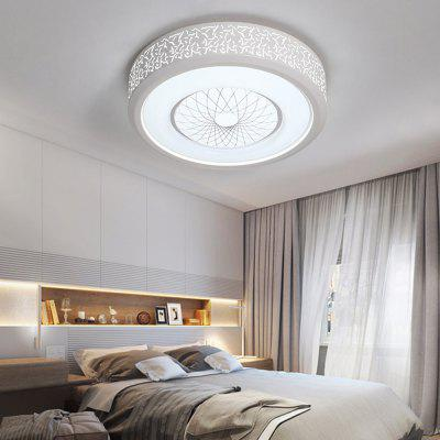 PS6221 Modern Simple Round Hollow Acrylic LED Ceiling LightFlush Ceiling Lights<br>PS6221 Modern Simple Round Hollow Acrylic LED Ceiling Light<br><br>Color Temperature or Wavelength: Cool white: 6000 - 6500k, warm white: 3000 - 3500k, natural light: 3500 - 4500k<br>Features: Designers, Eye Protection<br>Package Contents: 1 x Ceiling Light, 1 x Mounting Kit Accessory, 1 x English Manual<br>Package size (L x W x H): 35.00 x 35.00 x 13.00 cm / 13.78 x 13.78 x 5.12 inches<br>Package weight: 1.9000 kg<br>Product size (L x W x H): 30.00 x 30.00 x 11.50 cm / 11.81 x 11.81 x 4.53 inches<br>Product weight: 1.7000 kg<br>Shade Material: Iron, Acrylic<br>Style: Artistic Style, LED<br>Suggested Room Size: 5 - 10?<br>Suggested Space Fit: Bedroom,Cafes,Dining Room,Kitchen,Office<br>Type: Ceiling Light