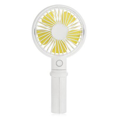 Benks F12 Multi-function Handhold FanUSB Accessories<br>Benks F12 Multi-function Handhold Fan<br><br>Brand: Benks<br>Material: ABS<br>Model: F12<br>Package Contents: 1 x Mini Fan, 1 x USB Cable, 1 x English Manual<br>Package size (L x W x H): 220.00 x 113.00 x 42.00 cm / 86.61 x 44.49 x 16.54 inches<br>Package weight: 0.2850 kg<br>Product size (L x W x H): 200.00 x 102.00 x 35.00 cm / 78.74 x 40.16 x 13.78 inches<br>Product weight: 0.1700 kg