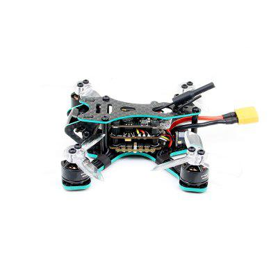 X90 90MM Brushless FPV 800TVL RC Drone - BNF Omnibus F3 FCBrushless FPV Racer<br>X90 90MM Brushless FPV 800TVL RC Drone - BNF Omnibus F3 FC<br><br>Package Contents: 1 x Frame Kit ( No Battery ), 1 x Fly Tower, 1 x Receiver, 4 x Motor, 4 x Propeller ( 2CW + 2CCW ), 1 x Camera, 1 x Video Transmitter, 1 x Buzzer, 1 x Tie ( 12 x 150mm)<br>Package size (L x W x H): 10.00 x 10.00 x 4.50 cm / 3.94 x 3.94 x 1.77 inches<br>Package weight: 0.1000 kg<br>Product size (L x W x H): 7.50 x 8.30 x 2.30 cm / 2.95 x 3.27 x 0.91 inches<br>Product weight: 0.0620 kg<br>Type: Frame Kit