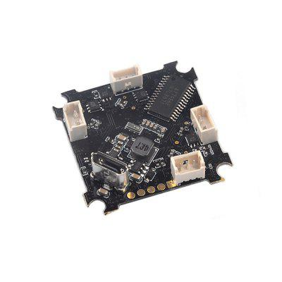 Beecore - BL F3 1S Brushless Flight ControlFlight Controller<br>Beecore - BL F3 1S Brushless Flight Control<br><br>Package Contents: 1 x Flight Controller Set<br>Package size (L x W x H): 6.00 x 6.00 x 5.00 cm / 2.36 x 2.36 x 1.97 inches<br>Package weight: 0.0180 kg<br>Product size (L x W x H): 3.60 x 3.60 x 0.30 cm / 1.42 x 1.42 x 0.12 inches<br>Product weight: 0.0040 kg<br>Type: Flight Controller Set