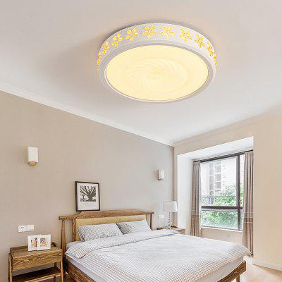 1615 Modern Simple Acrylic LED Ceiling LightFlush Ceiling Lights<br>1615 Modern Simple Acrylic LED Ceiling Light<br><br>Color Temperature or Wavelength: Cool white: 6000 - 6500k, warm white: 3000 - 3500k, natural light: 3500 - 4500k<br>Features: Designers, Eye Protection<br>Package Contents: 1 x Ceiling Light, 1 x Mounting Kit Accessory, 1 x English Manual<br>Package size (L x W x H): 49.00 x 49.00 x 18.00 cm / 19.29 x 19.29 x 7.09 inches<br>Package weight: 2.6000 kg<br>Product size (L x W x H): 42.00 x 42.00 x 11.00 cm / 16.54 x 16.54 x 4.33 inches<br>Product weight: 2.3000 kg<br>Shade Material: Iron, Acrylic<br>Style: Artistic Style, LED, Simple Style<br>Suggested Room Size: 10 - 15?<br>Suggested Space Fit: Bedroom,Cafes,Dining Room,Hallway,Kids Room,Kitchen,Office<br>Type: Ceiling Light
