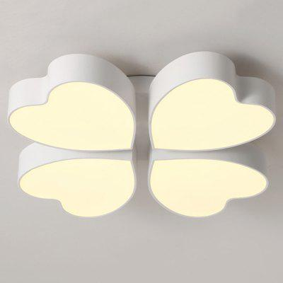 6921 Modern Heart Flower Shape Acrylic LED Ceiling LightFlush Ceiling Lights<br>6921 Modern Heart Flower Shape Acrylic LED Ceiling Light<br><br>Color Temperature or Wavelength: Cool white: 6000 - 6500k, warm white: 3000 - 3500k, natural light: 3500 - 4500k<br>Features: Eye Protection<br>Package Contents: 1 x Ceiling Light, 1 x Mounting Kit Accessory, 1 x English Manual, 1 x Remote Control<br>Package size (L x W x H): 65.00 x 65.00 x 17.00 cm / 25.59 x 25.59 x 6.69 inches<br>Package weight: 5.2000 kg<br>Product size (L x W x H): 58.00 x 58.00 x 10.00 cm / 22.83 x 22.83 x 3.94 inches<br>Product weight: 4.5000 kg<br>Shade Material: Iron, Acrylic<br>Style: Artistic Style, Modern/Contemporary, Simple Style<br>Suggested Room Size: 15 - 20?<br>Suggested Space Fit: Bedroom,Cafes,Dining Room,Hallway,Kitchen,Living Room,Office<br>Type: Ceiling Light
