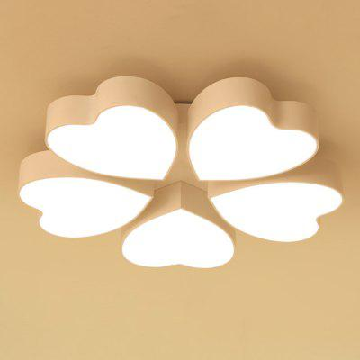 6921 Modern Heart Flower Shape Acrylic LED Ceiling LightFlush Ceiling Lights<br>6921 Modern Heart Flower Shape Acrylic LED Ceiling Light<br><br>Color Temperature or Wavelength: Cool white: 6000 - 6500k, warm white: 3000 - 3500k, natural light: 3500 - 4500k<br>Features: Eye Protection<br>Package Contents: 1 x Ceiling Light, 1 x Mounting Kit Accessory, 1 x English Manual<br>Package size (L x W x H): 70.00 x 70.00 x 17.00 cm / 27.56 x 27.56 x 6.69 inches<br>Package weight: 6.5000 kg<br>Product size (L x W x H): 63.00 x 63.00 x 10.00 cm / 24.8 x 24.8 x 3.94 inches<br>Product weight: 5.8000 kg<br>Shade Material: Iron, Acrylic<br>Style: Artistic Style, Modern/Contemporary, Simple Style<br>Suggested Room Size: 15 - 20?<br>Suggested Space Fit: Bedroom,Cafes,Dining Room,Hallway,Kitchen,Living Room,Office<br>Type: Ceiling Light