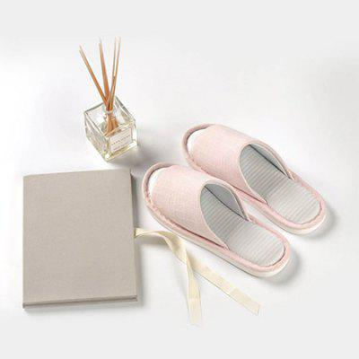 Cool Breathable Anti-slip Home SlippersMens Slippers<br>Cool Breathable Anti-slip Home Slippers<br><br>Contents: 1 x Pair of Shoes<br>Function: Slip Resistant<br>Materials: PVC, Woven Fabric<br>Outsole Material: PVC<br>Package Size ( L x W x H ): 25.00 x 12.00 x 10.00 cm / 9.84 x 4.72 x 3.94 inches<br>Package weight: 0.2500 kg<br>Product weight: 0.2000 kg<br>Seasons: Autumn,Spring,Summer<br>Style: Comfortable, Fashion, Casual<br>Type: Slippers<br>Upper Material: Woven Fabric