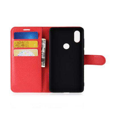 Lichee Pattern Flip Wallet Phone Case for Xiaomi Mi Mix 2SCases &amp; Leather<br>Lichee Pattern Flip Wallet Phone Case for Xiaomi Mi Mix 2S<br><br>Features: Anti-knock, Cases with Stand, Dirt-resistant, Full Body Cases, With Credit Card Holder<br>Material: TPU, PU Leather<br>Package Contents: 1 x Phone Case<br>Package size (L x W x H): 17.00 x 8.60 x 3.00 cm / 6.69 x 3.39 x 1.18 inches<br>Package weight: 0.0750 kg<br>Product Size(L x W x H): 15.70 x 7.60 x 1.80 cm / 6.18 x 2.99 x 0.71 inches<br>Product weight: 0.0620 kg
