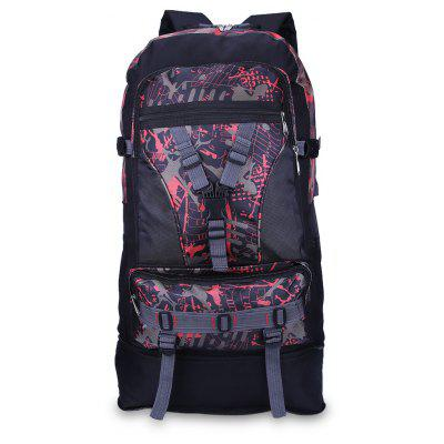 Daily Sports Durable Men BackpackBackpacks<br>Daily Sports Durable Men Backpack<br><br>Features: Water Resistance<br>For: Camping, Climbing, Cycling, Hiking, Traveling<br>Material: Canvas<br>Package Contents: 1 x Backpack<br>Package size (L x W x H): 30.00 x 5.00 x 60.00 cm / 11.81 x 1.97 x 23.62 inches<br>Package weight: 0.7250 kg<br>Product size (L x W x H): 30.00 x 22.00 x 60.00 cm / 11.81 x 8.66 x 23.62 inches<br>Product weight: 0.7150 kg<br>Strap Length: 55 - 100cm<br>Type: Backpack