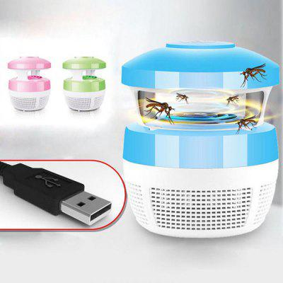 Photocatalysis Denoise USB Powered Mosquito Zapper Lamp with Built in FanDecorative Lights<br>Photocatalysis Denoise USB Powered Mosquito Zapper Lamp with Built in Fan<br><br>Features: USB charging<br>For: Home<br>Material: ABS<br>Package Contents: 1 x Mosquito Killer Lamp, 1 x USB Cable<br>Package size (L x W x H): 13.20 x 13.50 x 15.20 cm / 5.2 x 5.31 x 5.98 inches<br>Package weight: 0.3800 kg<br>Power Supply: USB Cable<br>Product size (L x W x H): 13.00 x 13.00 x 15.00 cm / 5.12 x 5.12 x 5.91 inches<br>Product weight: 0.3700 kg<br>Type: Other