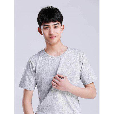 Xiaomi 90fen Men Antibacterial Leisure Soft T-shirt 2pcsMens Short Sleeve Tees<br>Xiaomi 90fen Men Antibacterial Leisure Soft T-shirt 2pcs<br><br>Brand: Xiaomi<br>Material: Cotton, Polyester<br>Neckline: Round Neck<br>Package Content: 2 x T-shirt<br>Package size: 15.00 x 10.00 x 3.00 cm / 5.91 x 3.94 x 1.18 inches<br>Package weight: 0.1450 kg<br>Pattern Type: Solid<br>Product weight: 0.1250 kg<br>Season: Summer<br>Sleeve Length: Short Sleeves<br>Style: Fashion, Casual