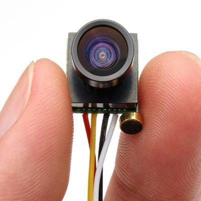 120 Degrees Ultra Wide Angle Mini FPV CameraCamera<br>120 Degrees Ultra Wide Angle Mini FPV Camera<br><br>FPV Equipments: Camera<br>Functions: Video<br>Package Contents: 1 x Camera, 1 x English Manual<br>Package size (L x W x H): 3.00 x 3.00 x 3.00 cm / 1.18 x 1.18 x 1.18 inches<br>Package weight: 0.0300 kg<br>Product size (L x W x H): 1.20 x 1.20 x 2.00 cm / 0.47 x 0.47 x 0.79 inches<br>Product weight: 0.0196 kg