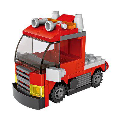 LOZ Building Blocks Mini Truck Head Model Intelligence ToyBlock Toys<br>LOZ Building Blocks Mini Truck Head Model Intelligence Toy<br><br>Brand: LOZ<br>Gender: Unisex<br>Package Contents: 1 x Set of Puzzle Toys, 1 x Graphic Illustration<br>Package size: 6.50 x 6.50 x 8.50 cm / 2.56 x 2.56 x 3.35 inches<br>Package weight: 0.0450 kg<br>Product size: 5.70 x 2.50 x 4.50 cm / 2.24 x 0.98 x 1.77 inches<br>Product weight: 0.0250 kg<br>Suitable Age: Kid<br>Theme: Vehicle<br>Type: Kids Building