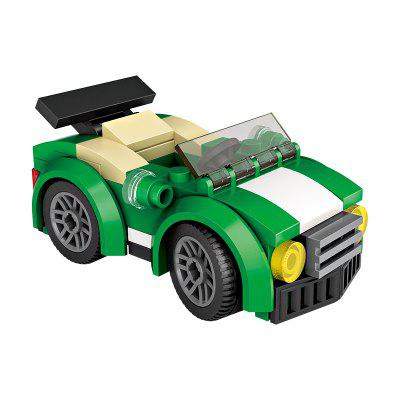 LOZ Building Blocks ABS Mini Sports Car Model Toy GiftBlock Toys<br>LOZ Building Blocks ABS Mini Sports Car Model Toy Gift<br><br>Brand: LOZ<br>Gender: Unisex<br>Materials: ABS<br>Package Contents: 1 x Set of Puzzle Toys, 1 x Graphic Illustration<br>Package size: 6.50 x 6.50 x 8.50 cm / 2.56 x 2.56 x 3.35 inches<br>Package weight: 0.0450 kg<br>Product size: 6.30 x 3.00 x 3.00 cm / 2.48 x 1.18 x 1.18 inches<br>Product weight: 0.0250 kg<br>Suitable Age: Kid<br>Theme: Vehicle<br>Type: Kids Building