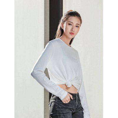 Xiaomi 90fen Elastic Warm Long Sleeve Unisex T-shirtMens Long Sleeves Tees<br>Xiaomi 90fen Elastic Warm Long Sleeve Unisex T-shirt<br><br>Brand: Xiaomi<br>Neckline: Round Neck<br>Package Content: 1 x T-shirt<br>Package size: 15.00 x 8.00 x 3.00 cm / 5.91 x 3.15 x 1.18 inches<br>Package weight: 0.1700 kg<br>Pattern Type: Solid<br>Product weight: 0.1500 kg<br>Season: Spring, Summer, Autumn<br>Sleeve Length: Long Sleeves<br>Style: Casual, Fashion