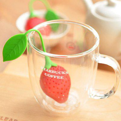 Cute Strawberry Silicone Tea InfuserHome Gadgets<br>Cute Strawberry Silicone Tea Infuser<br><br>Material: Silicone<br>Package Contents: 1 x Tea Infuser<br>Package size (L x W x H): 19.10 x 5.10 x 5.60 cm / 7.52 x 2.01 x 2.2 inches<br>Package weight: 0.0200 kg<br>Product size (L x W x H): 19.00 x 5.00 x 5.50 cm / 7.48 x 1.97 x 2.17 inches<br>Product weight: 0.0150 kg