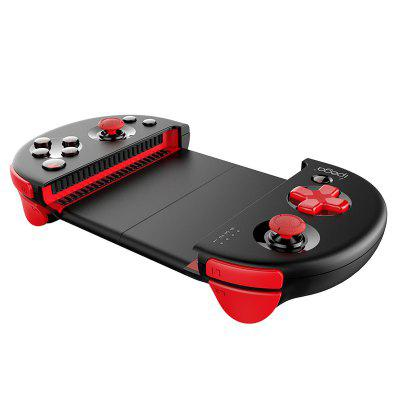iPEGA PG - 9087 Extendable Bluetooth Controller GamepadGame Controllers<br>iPEGA PG - 9087 Extendable Bluetooth Controller Gamepad<br><br>Battery Capacity (mAh): 400mAh<br>Battery Type: Built-in<br>Bluetooth Version: V3.0<br>Brand: Ipega<br>Charge way: USB Charge<br>Charging Time: 1h<br>Compatible with: PC<br>Functions: Bluetooth<br>Material: ABS<br>Model: PG - 9087<br>Package Contents: 1 x Gamepad<br>Package size: 17.50 x 10.50 x 4.00 cm / 6.89 x 4.13 x 1.57 inches<br>Package weight: 0.2100 kg<br>Power Supply: DC 5V 500mA<br>Product size: 16.00 x 8.50 x 2.00 cm / 6.3 x 3.35 x 0.79 inches<br>Product weight: 0.1268 kg<br>System support: Android, IOS, Windows<br>Working Time: 6h