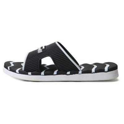 Men Trendy Summer Lightweight Anti-slip SlippersMens Slippers<br>Men Trendy Summer Lightweight Anti-slip Slippers<br><br>Contents: 1 x Pair of Shoes<br>Function: Slip Resistant<br>Materials: EVA<br>Occasion: Beach, Shopping, Holiday, Daily, Casual<br>Outsole Material: EVA<br>Package Size ( L x W x H ): 28.00 x 16.00 x 5.00 cm / 11.02 x 6.3 x 1.97 inches<br>Package weight: 0.3600 kg<br>Product weight: 0.3500 kg<br>Seasons: Spring,Summer<br>Style: Fashion, Comfortable, Casual<br>Type: Slippers<br>Upper Material: EVA
