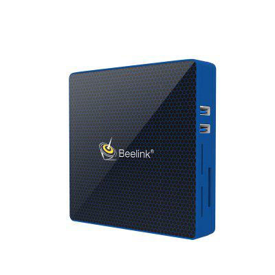 Beelink M1 6GB RAM 64GB ROM Intel Mini PCMini PC<br>Beelink M1 6GB RAM 64GB ROM Intel Mini PC<br><br>5G WiFi: No<br>Audio format: WMA, OGG, AAC, APE, RM, FLAC<br>Bluetooth: Bluetooth4.0<br>Brand: Beelink<br>Core: Quad Core<br>CPU: Intel Celeron N3450<br>Decoder Format: H.264, HD MPEG4, H.263<br>GPU: Intel HD Graphics 500<br>HDMI Version: 2.0<br>Interface: HDMI, 3.5mm Audio, DC Power Port, LAN, SD Card Slot, VGA<br>Language: Multi-language<br>Max. Extended Capacity: SD card up to 128GB (not included)<br>Model: M1<br>Other Functions: Others<br>Package Contents: 1 x M1 Mini PC, 1 x Power Adapter, 1 x VESA Mount, 1 x English Manual, 2 x HDMI Cable ( 29.5cm, 82cm ), 4 x Screw<br>Package size (L x W x H): 13.20 x 13.00 x 9.00 cm / 5.2 x 5.12 x 3.54 inches<br>Package weight: 0.6590 kg<br>Photo Format: GIF, JPEG, JPG, PNG<br>Power Adapter Input: 100-240V / 50-60Hz<br>Power Consumption.: 12W<br>Power Input Vol: 12V<br>Power Supply: Charge Adapter<br>Power Type: External Power Adapter Mode<br>Processor: Intel Celeron N3450<br>Product size (L x W x H): 12.00 x 12.00 x 2.40 cm / 4.72 x 4.72 x 0.94 inches<br>Product weight: 0.2480 kg<br>RAM: 6GB<br>RAM Type: DDR3<br>RJ45 Port Speed: 1000Mbps<br>ROM: 64G<br>Support 5.1 Surround Sound Output: No<br>System: Windows 10<br>TV Box Features: Portable<br>Type: Mini PC<br>Video format: MPEG1, 4K, MKV, MPEG2, DAT, WMV, ISO, MPEG4, MPEG<br>WiFi Chip: Intel3165