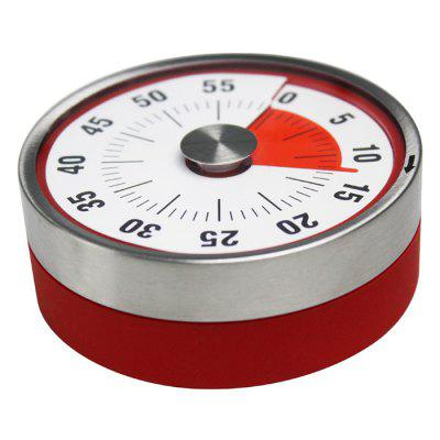 Stainless Steel Magnetic Kitchen Countdown TimerOther Kitchen Accessories<br>Stainless Steel Magnetic Kitchen Countdown Timer<br><br>Material: Stainless Steel<br>Package Contents: 1 x Kitchen Timer<br>Package size (L x W x H): 8.10 x 8.20 x 3.10 cm / 3.19 x 3.23 x 1.22 inches<br>Package weight: 0.1600 kg<br>Product size (L x W x H): 8.00 x 8.00 x 3.00 cm / 3.15 x 3.15 x 1.18 inches<br>Product weight: 0.1400 kg<br>Type: Other Kitchen Accessories