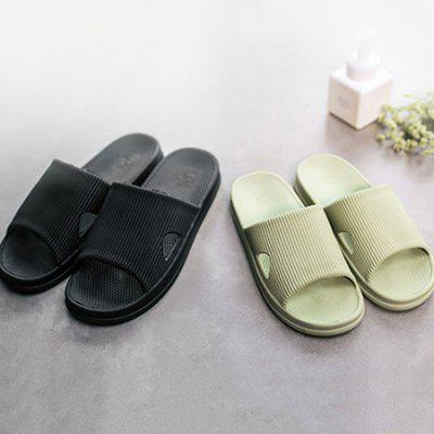 Soft Anti-slip Antibacterial Massage Home SlippersMens Slippers<br>Soft Anti-slip Antibacterial Massage Home Slippers<br><br>Contents: 1 x Pair of Shoes<br>Function: Slip Resistant<br>Materials: EVA<br>Outsole Material: EVA<br>Package Size ( L x W x H ): 28.00 x 8.00 x 4.00 cm / 11.02 x 3.15 x 1.57 inches<br>Package weight: 0.2300 kg<br>Product weight: 0.2000 kg<br>Seasons: Autumn,Spring,Summer<br>Style: Comfortable, Fashion, Casual<br>Type: Slippers<br>Upper Material: EVA