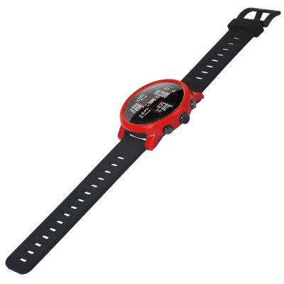 TAMISTER Smartwatch Cover for AMAZFIT 2 / 2S StratosSmart Watch Accessories<br>TAMISTER Smartwatch Cover for AMAZFIT 2 / 2S Stratos<br><br>Brand: TAMISTER<br>Package Contents: 1 x Smartwatch Cover<br>Package size: 7.50 x 9.50 x 1.70 cm / 2.95 x 3.74 x 0.67 inches<br>Package weight: 0.0200 kg<br>Product size: 4.80 x 4.80 x 1.20 cm / 1.89 x 1.89 x 0.47 inches<br>Type: Cover