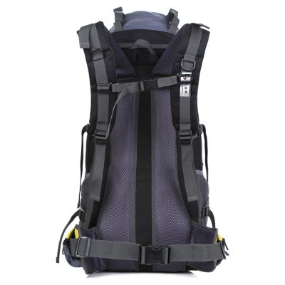 Sports Wear-resistant Backpack for MenBackpacks<br>Sports Wear-resistant Backpack for Men<br><br>Features: Water Resistance<br>For: Climbing, Hiking, Traveling<br>Material: Nylon<br>Package Contents: 1 x Backpack<br>Package size (L x W x H): 34.00 x 5.00 x 66.00 cm / 13.39 x 1.97 x 25.98 inches<br>Package weight: 1.2100 kg<br>Product size (L x W x H): 34.00 x 18.00 x 66.00 cm / 13.39 x 7.09 x 25.98 inches<br>Product weight: 1.2000 kg<br>Strap Length: 50 - 100cm<br>Type: Backpack