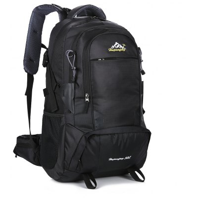 Waterproof Breathable Men BackpackBackpacks<br>Waterproof Breathable Men Backpack<br><br>Features: Water Resistance<br>For: Climbing, Cycling, Traveling<br>Material: Nylon<br>Package Contents: 1 x Backpack<br>Package size (L x W x H): 35.00 x 5.00 x 60.00 cm / 13.78 x 1.97 x 23.62 inches<br>Package weight: 0.6100 kg<br>Product size (L x W x H): 35.00 x 20.00 x 60.00 cm / 13.78 x 7.87 x 23.62 inches<br>Product weight: 0.6000 kg<br>Strap Length: 50 - 100cm<br>Type: Backpack