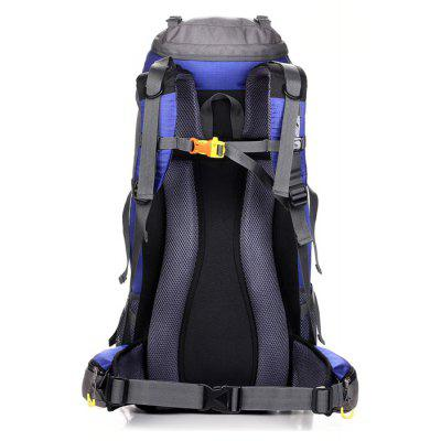 Waterproof Wear-resistant Backpack for MenBackpacks<br>Waterproof Wear-resistant Backpack for Men<br><br>Features: Water Resistance<br>For: Cycling, Hiking, Traveling<br>Material: Nylon<br>Package Contents: 1 x Backpack<br>Package size (L x W x H): 30.00 x 5.00 x 60.00 cm / 11.81 x 1.97 x 23.62 inches<br>Package weight: 1.2100 kg<br>Product size (L x W x H): 30.00 x 20.00 x 60.00 cm / 11.81 x 7.87 x 23.62 inches<br>Product weight: 1.2000 kg<br>Strap Length: 50 - 100cm<br>Type: Backpack