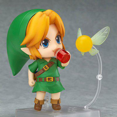 PVC 3.9 inch Figurine Toy
