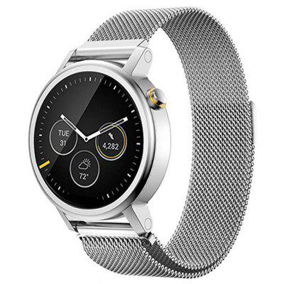 Correa Milanesa 20MM para moto 360 2 Smart Watch
