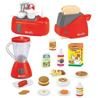Electronic Simulation Appliance Set Pretend Play Toy