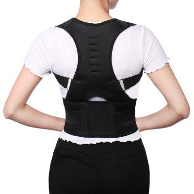 Adjustable Posture Corrector Magnetic Position Correction Brace Support Back Belt