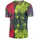 Buy COLORMIX, Apparel, Men's Clothing, Men's T-shirts, Men's Short Sleeve Tees for $9.92 in GearBest store