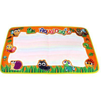Animal Pattern Water Drawing Mat Doodle Board