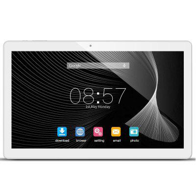 Cube iPlay 10 Tablet PC - SILVER AND WHITE